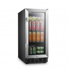 Lanbo 70 Can Beverage Refrigerator - LB80BC