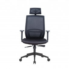 Lanbo Ergonomic Office Chair - LBZM8001BK