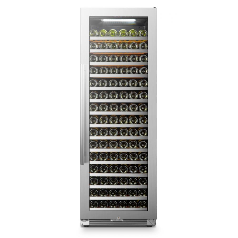 Lanbopro 164 Bottle Single Zone Wine Cooler - LP168S