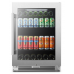 Lanbopro 118 Cans Beverage Refrigerator - LP54BC