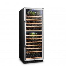 Lanbo 138 Bottle Dual Zone Wine Cooler - LW142D