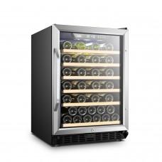 Lanbo 52 Bottle Single Zone Wine Cooler - LW52S