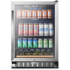 Sinoartizan 110 Can 6 Bottle Beverage Cooler ST-54BC