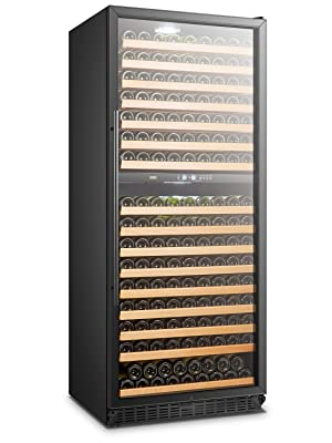 Large Capacity Dual Zone LW306D Wine Cooler