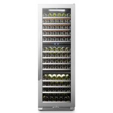 Lanbopro 143 Bottle Triple Zone Wine Cooler - LP168T