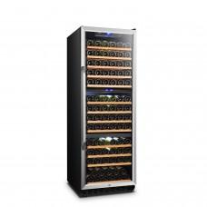 Lanbo 149 Bottle Triple Zone Wine Cooler - LW144T