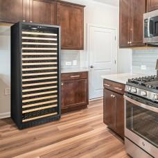 Lanbo 289 Bottle Single Zone Wine Cooler - LW321S